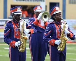 Edward Waters College Marching Band